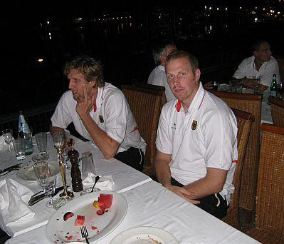 Dirk and Chris