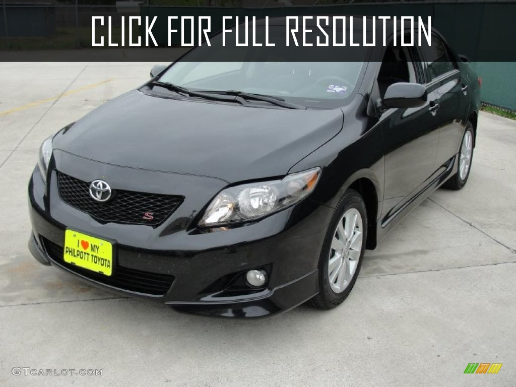 2010 Toyota Corolla S - news, reviews, msrp, ratings with ...