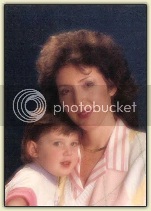Jennifer and JoAnn, 1985