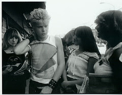 Billy Idol in Hollywood