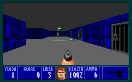Castle Wolfenstein with JavaScript and H by Martin Kliehm, on Flickr