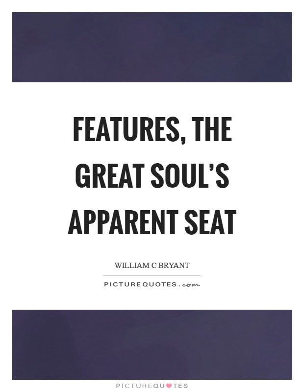 Features The Great Souls Apparent Seat Picture Quotes