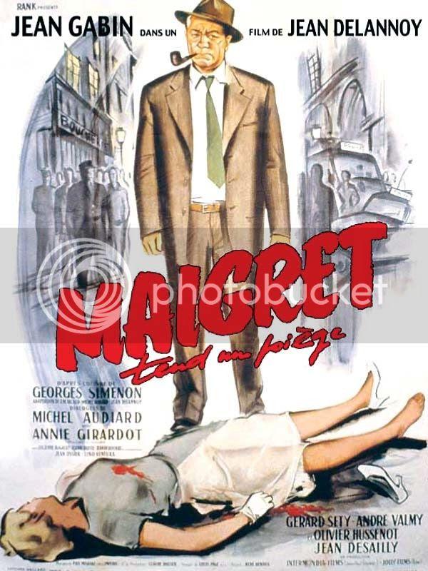 El Inspector Maigret | 1958 | Maigret tend un piège