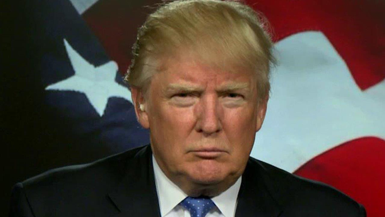 Donald Trump sounds off on President Obama and ISIS
