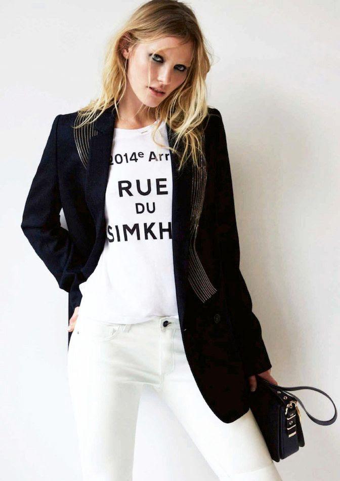 Le Fashion Blog -- Classic Edge -- Zipper Stella McCartney Blazer Simkhai Graphic Tee Salvatore Ferragamo Micole Bag White Jeans -- Via Elle Australia -- photo Le-Fashion-Blog-Classic-Edge-Zipper-Stella-McCartney-Blazer-Simkhai-Graphic-Tee-Salvatore-Ferragamo-Micole-Bag-White-Jeans-Via-Elle-Aust.jpg