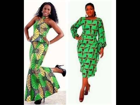 100 Latest Ankara Styles and Fashion for Women (Pictures)