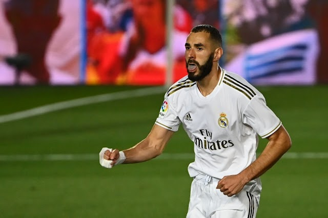 Benzema teases switching to boxing after football career ends
