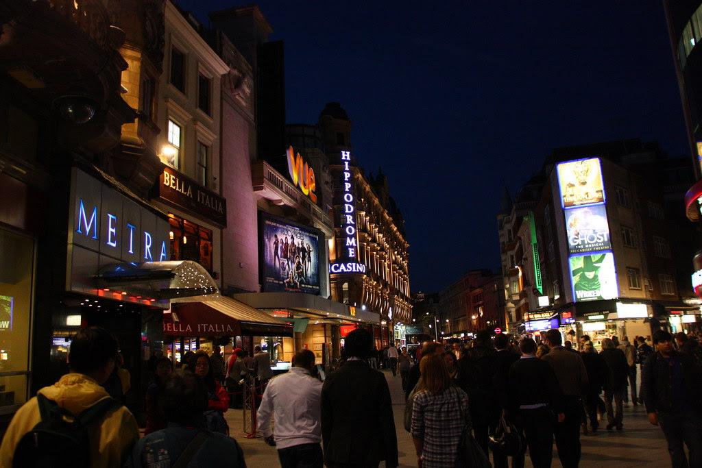Londres à noite / London by night