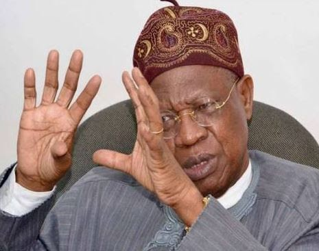 'Selling your vote is like selling your destiny' - Lai Mohammed