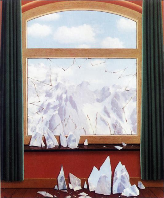 The domain of Arnheim, 1949 Rene Magritte