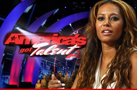 Mel B Booed On Americas Got Talent After Buzzing