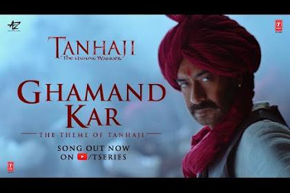 Ghamand Kar Full Lyrics in Hindi by Sachet Tandon & Parampara Thakur