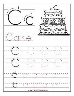 1000+ ideas about Letter Tracing Worksheets on Pinterest   Tracing ...
