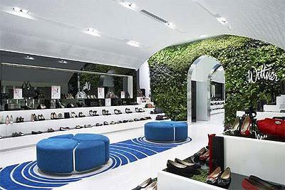 Shoe Store Garden in Melbourne - Commercial Interior Design News ...