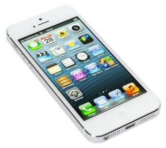 20% Refurbished Apple iPhone 5 32gb - White - Grade A