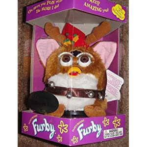Special Edition Reindeer Furby