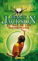 El mar de los monstruos (Percy Jackson y los dioses del Olimpo II) Rick Riordan