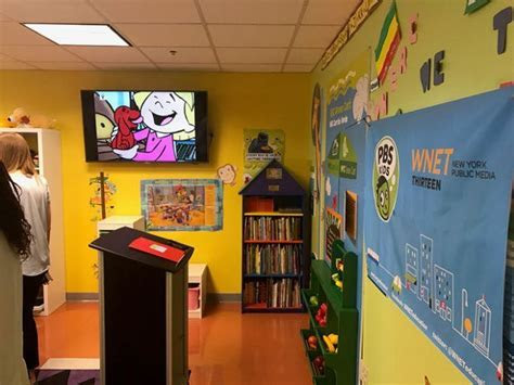 Children's Wait Space at DHS PATH Family Intake Center
