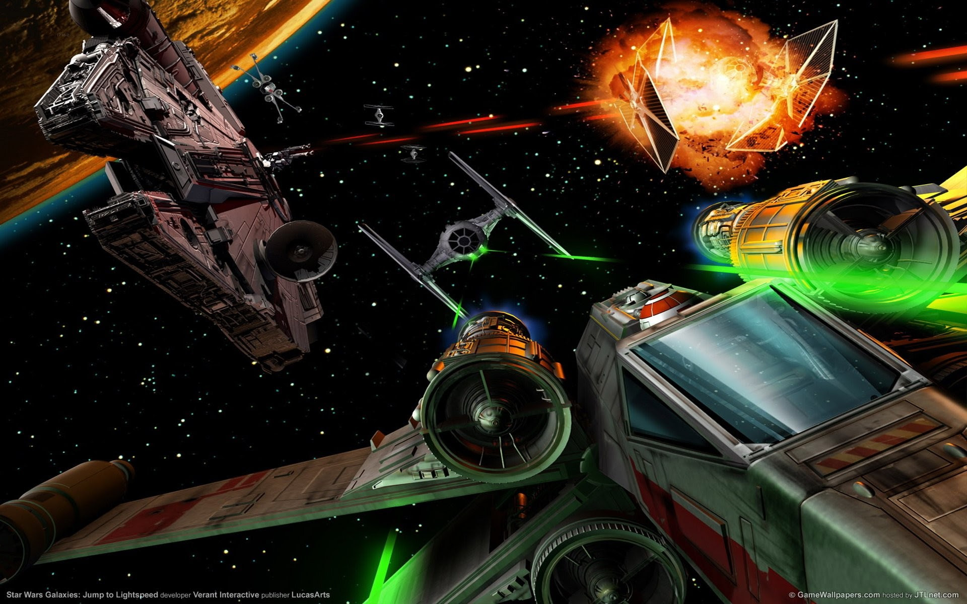 Space Battle Wallpaper 67 Images