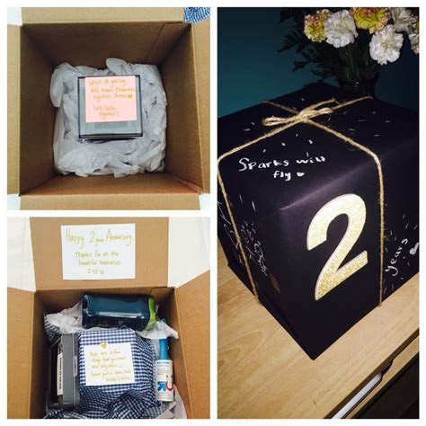 Personalized Hamper   Easy DIY Anniversary Gift Ideas for