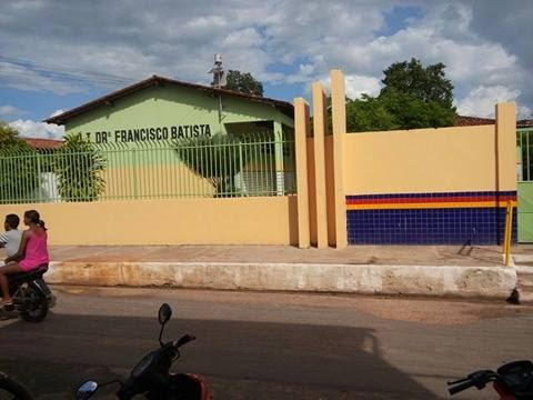 Escola da cidade também foi reformada