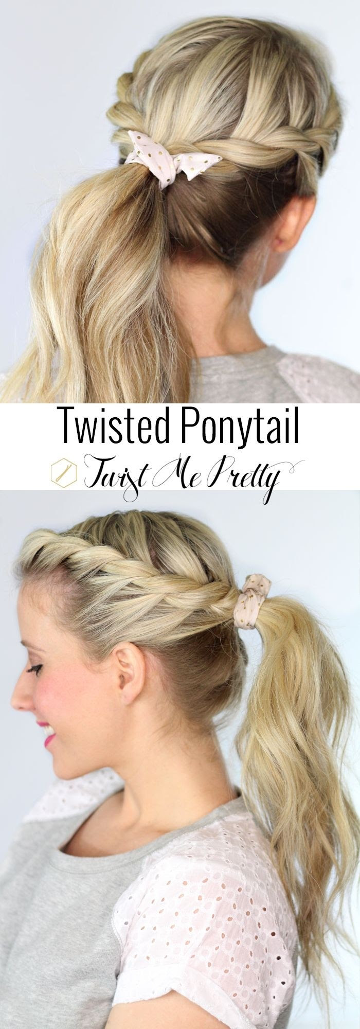 39+ Easy Ponytail Hairstyle For Long Hair