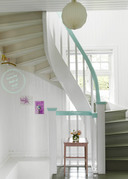 Staircase Decorating Ideas | DECORATING IDEAS