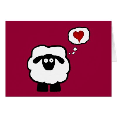 Love Ewe - Cute Valentine's Day Card