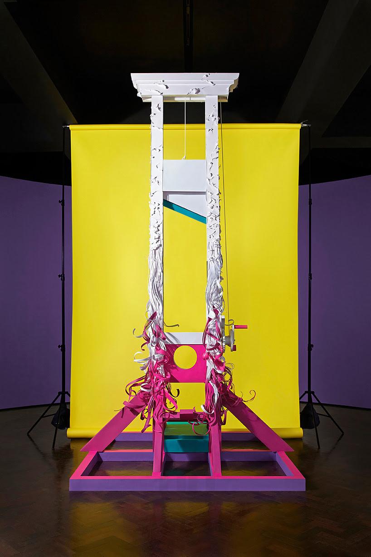 mandy smith hal kirkland interactive paper guillotine