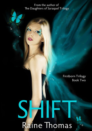 Shift (Firstborn, #2)