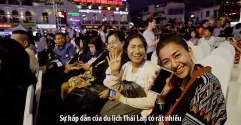 Lễ hội Thái Lan tuyệt vời 2018 tại Hoàn Kiếm, Hà Nội