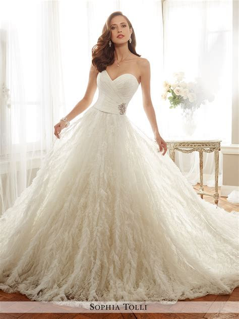 Dress   Sophia Tolli SPRING 2017 Collection   Y11726 Cheri