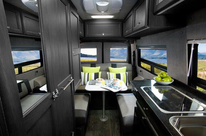 Our Mercedes Campervan Rental fleet - Mercedes Sprinter ...