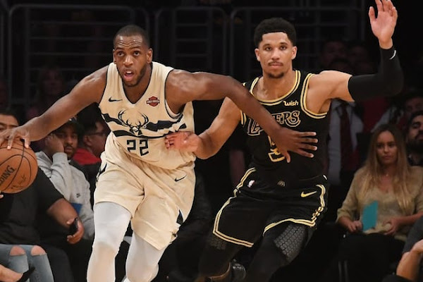 0f850c557c26 NBA Rumors  Reluctance To Play Alongside LeBron James May Force Lakers To  Look At Second-Tier Free Agents Such As Khris Middleton