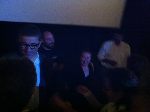 Nuri Bilge Ceylan after the ONCE UPON A TIME IN ANATOLIA screening