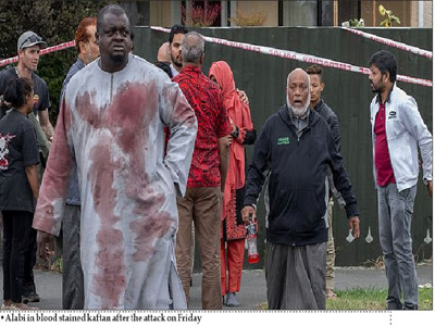 How Nigerian Imam escaped death in New Zealand mosque attack