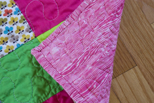 Binky Patrol baby quilts