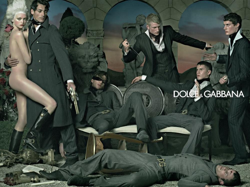 Dolce Gabbana Invierno 2006