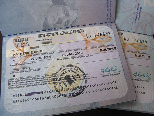 #208 - Our visas are here!