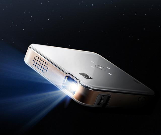 【KODAK 柯達 LUMA 150】 便攜智能投影機 最大投影 120 英寸 消費券購物推介