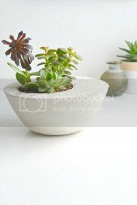 diy concrete planter,burkatron, diy, craft, uk, blogger