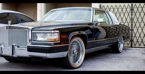 Find used 1984 Cadillac Coupe DeVille 2-Door bowtie in ...