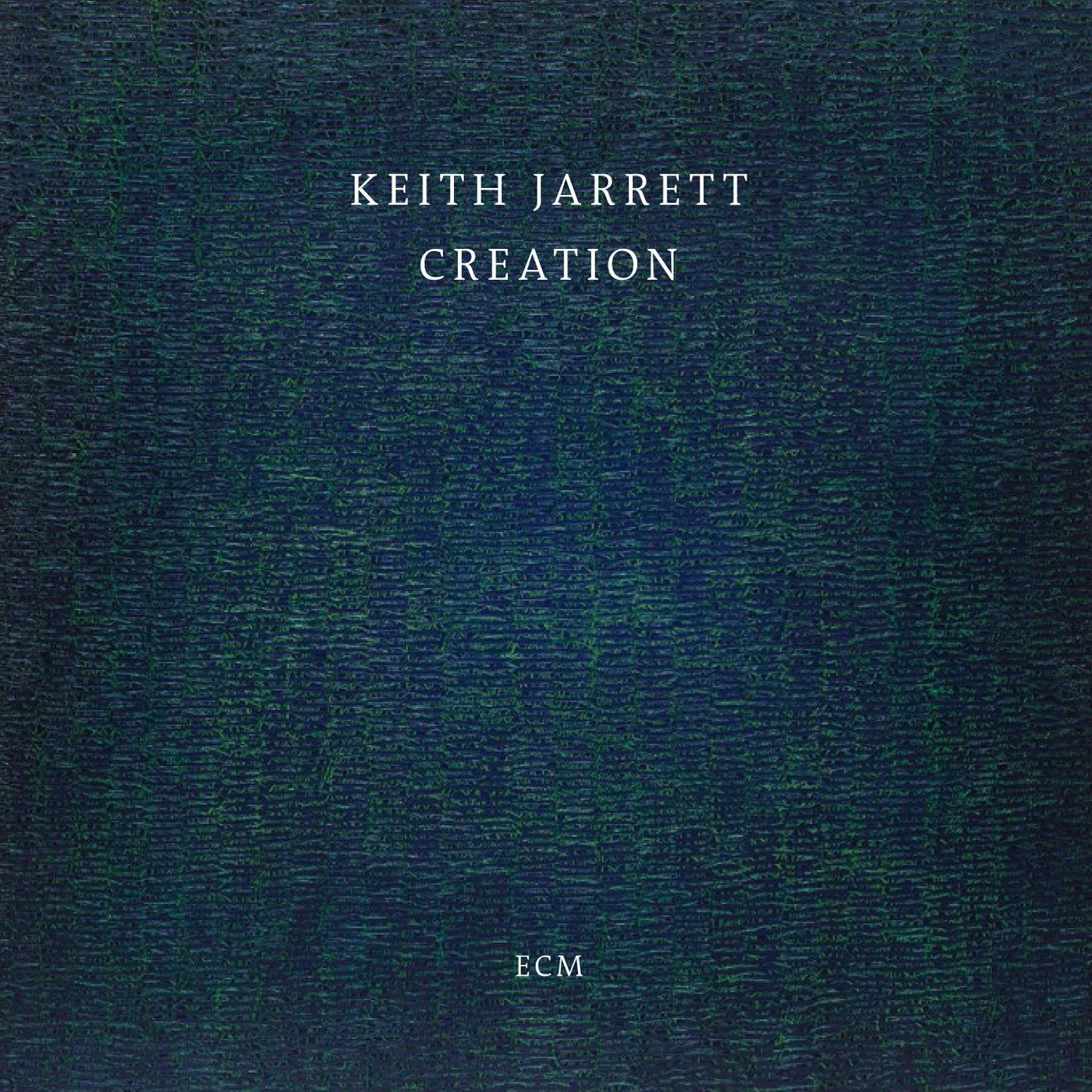 Keith Jarrett - Creation cover