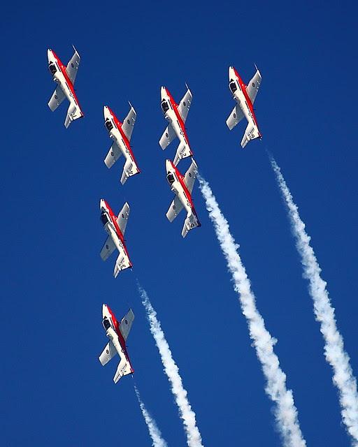 IMG_2215 Snowbirds of Royal Canadian Air Force