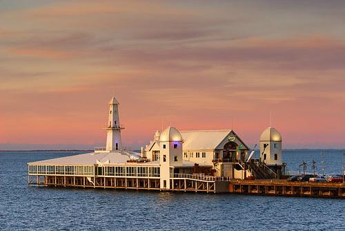 Cunningham Pier, Geelong, Victoria, Australia IMG_2410_Geelong by Darren Stones Visual Communications
