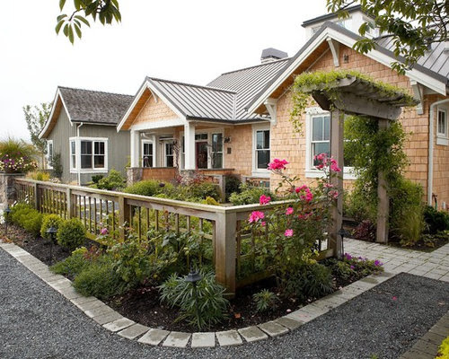Front Yard Fences Home Design Ideas, Pictures, Remodel and ...