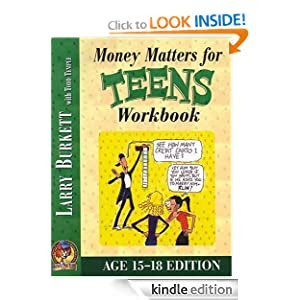 Money Matters for Teens - Larry Burkett