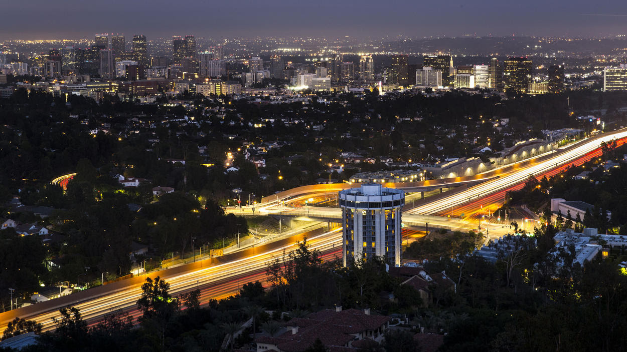 Taking a closer look at the 405 Freeway
