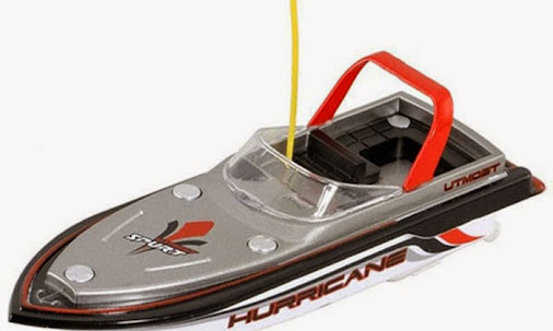 image of remote control boats