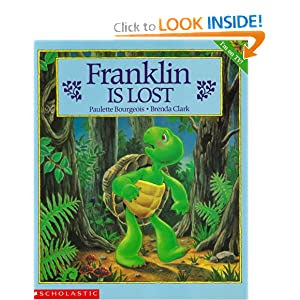 Franklin Is Lost (Franklin Series)